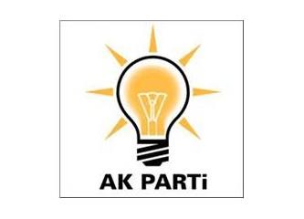 Tebrikler AKP…