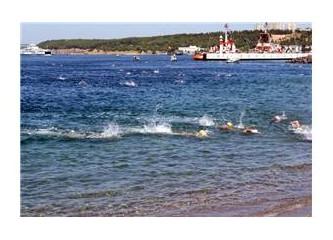 25. Çanakkale Boğazı Yüzme Yarışı 30 Ağustos 2011