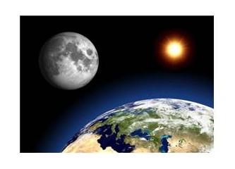 Ay Dünya'yı yavaşlatıyor, durduracak
