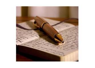 Niçin yazıyoruz?