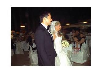 Mersin'li iş adamları yılın düğününde buluştular…