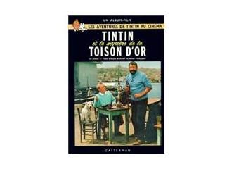 Tenten Ve Altın Post - Tintin Et Le Mysta¨re De La Toison D'or