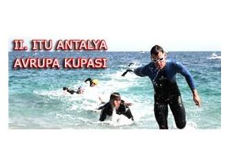II. ITU Antalya Avrupa Triatlon Kupası