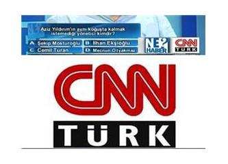 CNN Türk'ün Karalama Kampanyasına Katkısı