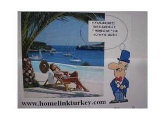 HOMELİNK (ev değişim sistemi); Alternatif tatil!
