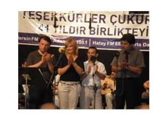 Klasik Türk Müziği korosu, Çukurova Radyosu'ndaydı