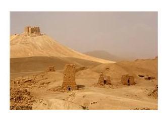 Palmyra : Öyle bir yer ki burası, görmeden ölmemeli...