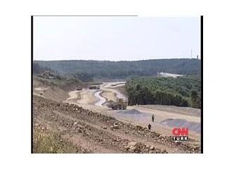 3. Boğaz Köprüsü ve Kaybedilen Ormanlar.