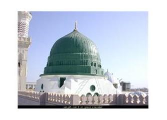 Hz. Muhammed'in hep Elçi yanına baktık ya Kul yönü?