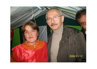 Türkan Albayrak'ın açlık grevi sürüyor