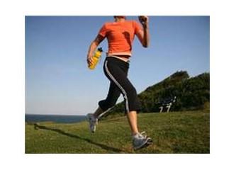 Sağlıklı yaşam için tempolu yürüyün