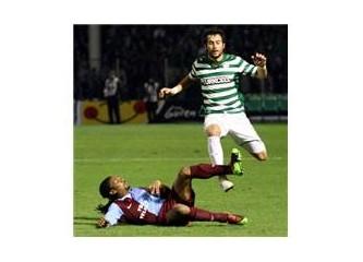 Bursaspor ve Trabzonspor denk bir futbol ile berabere kaldı