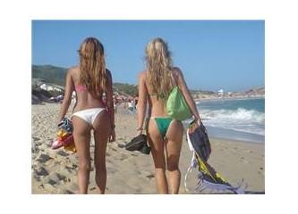 Güzel popolu kadınlar diyarı. Rio