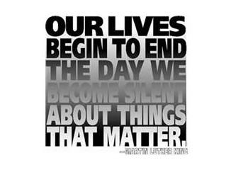 Üstesinden geleceğiz – Martin Luther King