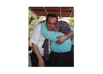 """Başkan Özcan: """"annelerimizin hakkını ödeyemeyiz''"""