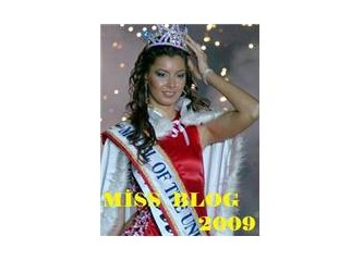 Miss Blog 2009