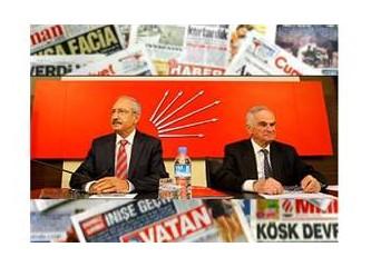 CHP'deki Değişim, Gazete Başlıklarına Nasıl Yansıdı?