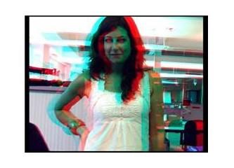 3 Boyutlu Webcam de yolda !