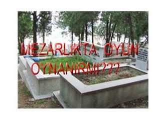 Okul bahçesinde tarikat mezarı