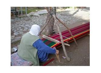 Kürtleri anlatan yazılarda:Kadını görememek...
