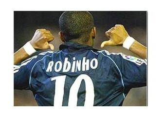 Müjde: Robinho yola çıktı geliyor!