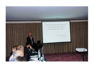Uluslararası Sağlık Kooperatifleri Örgütü (IHCO) ve Japonya'da Kırsal Alanda Sağlık Kooperatifleri