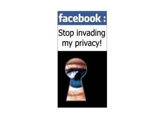 Facebook 'un gerçek kullanım amacı .