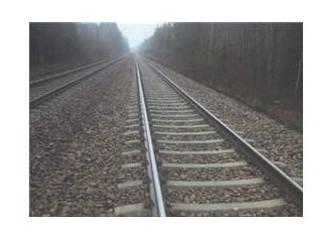 Memleketin umudu demiryolu!