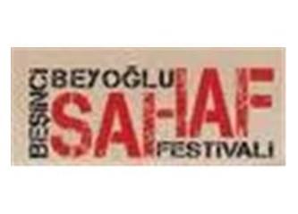 Beyoğlu sahhaf festivali kitapseverler için kursal mekândır ve tavaf edilmelidir