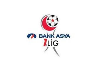 Bank Asya 1.Lig 1. hafta görünümü