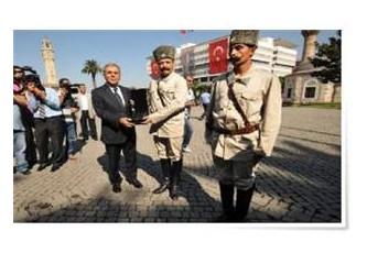 9 Eylül ruhu.. Ahhh İzmir..
