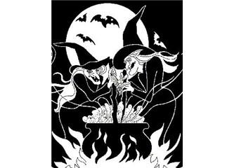 Cadı kazanları kimler için kaynıyor?