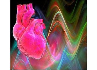 Kalp çalışabilmek için kendi elektriğini üretiyor