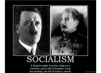 Sosyalizmin insanseverliği hurafesine özgürlük penceresinden bir bakış
