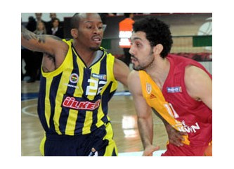 Galatasaray-Fenerbahçe Ülker maçı öncesi