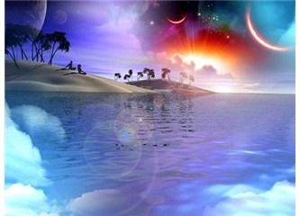 Bakın peygamberimiz ahir zamanda gelecek olan Hz. Mehdi'yi nasıl anlatıyor