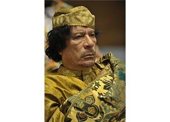 "Kaddafi ölmedi ""II. Kaddafi gündemi"""
