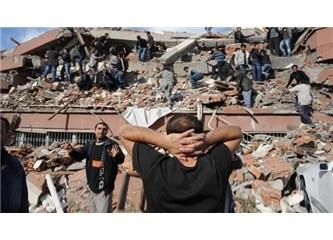 Van Erciş'te 7.2 şiddetinde deprem oldu