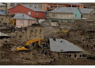 Yirmi dört kurban ve Van depremi