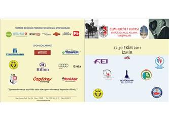 Cumhuriyet Kupası-2011 Binicilik Yarışmaları