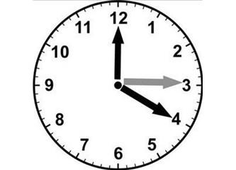 Yaz Saati, Kış Saati, Hani Bunun Eşref Saati