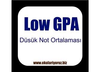 """Düşük Not Ortalaması ile Top MBA okullarına Kabul Nasıl Alınır?  """"Low GPA"""""""