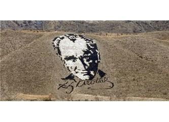 Erzincan'da Atatürk