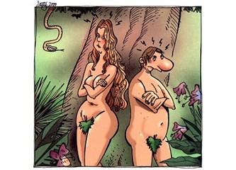 Adem ve Havva, Şeytan, Tavus ve Nuh'un hikayesinden özet
