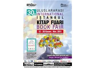 İstanbul Kitap Fuarı 30. Yılını kutluyor