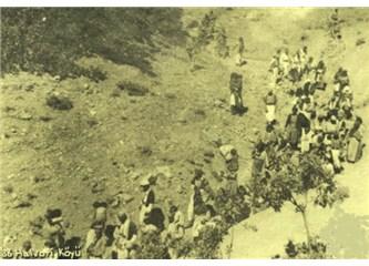 Komintern (Komünist Enternasyonal) belgelerinde Tunceli...
