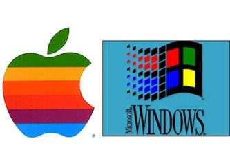 Apple - Microsoft rekabetinin başlangıç hikayesi