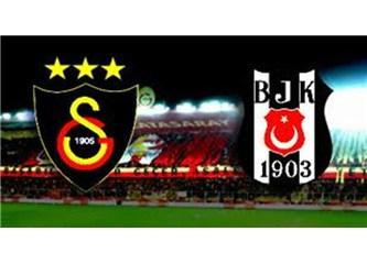 Beşiktaş – Galatasaray maçı ardından…