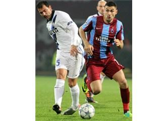 Alnınızdan öpüyorum! Trabzonspor 1-1 Inter