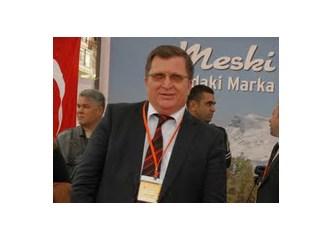 MESKi Genel Müdürü Kamil Ülgen, Öğretmenler Günü'nü kutladı.